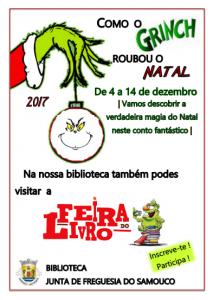 Junta de Freguesia do Samouco: iniciativas de Natal