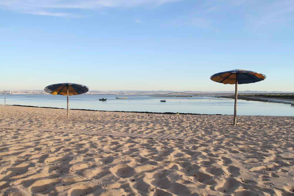 Praia Samouco
