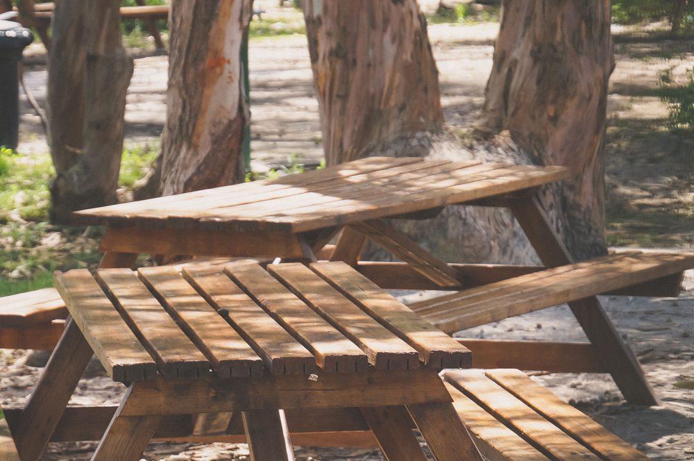 Parque de Merendas - Praia