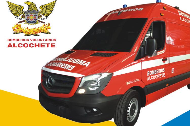 Junta de Freguesia do Samouco: Bombeiros Voluntários