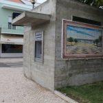 Junta de Freguesia do Samouco: painel