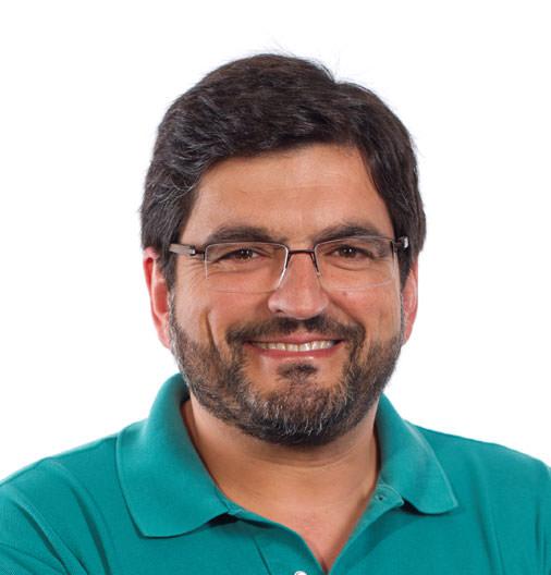 Presidente da JF Samouco - Pedro Ferreira
