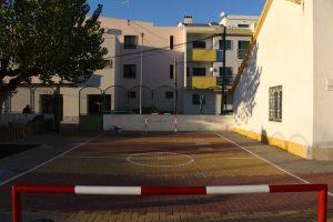 Junta de Freguesia do Samouco: escola