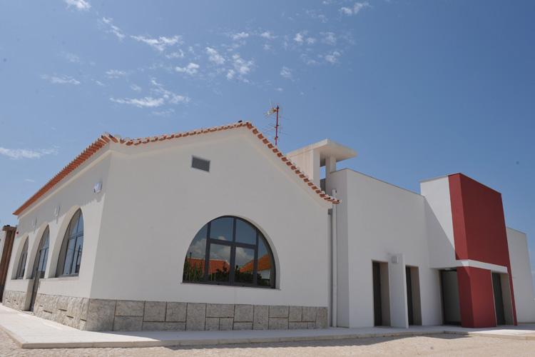 Junta de Freguesia do Samouco: centro de saúde