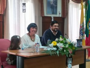Junta de Freguesia do Samouco: lançamento livro