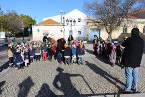 Junta de Freguesia do Samouco: cantar as Janeiras